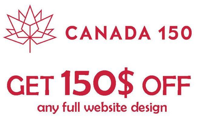 Goodsite Canada 150 advertising image