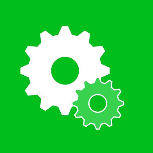 hosting maintenance icon image
